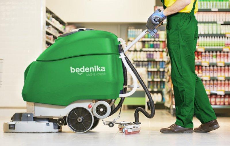 čištění podlah Brno Bedenika